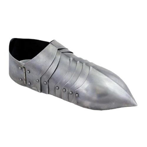 Medieval Sabaton Steel Armor Shoes
