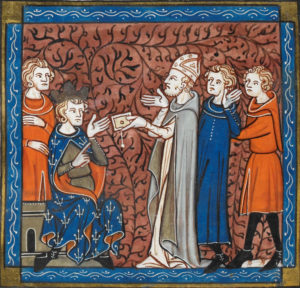 Medieval Occupations and Jobs: Messenger. History and Activities