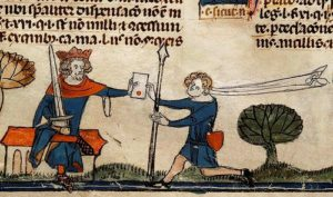 Medieval Messengers and Couriers