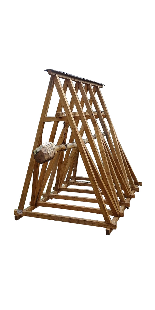 Medieval Siege Engines: Battering Ram