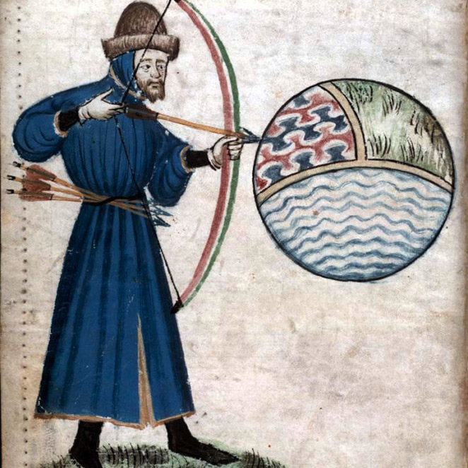 Medieval Occupations and Jobs: Medieval Fletcher or Arrow Maker