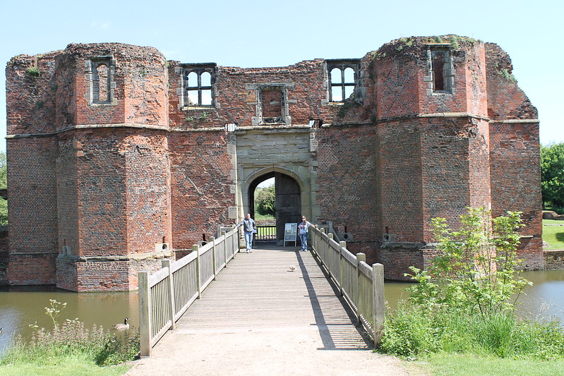 Entrance to Kirby Castle.