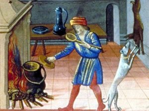 Medieval Occupations and Jobs: Cook
