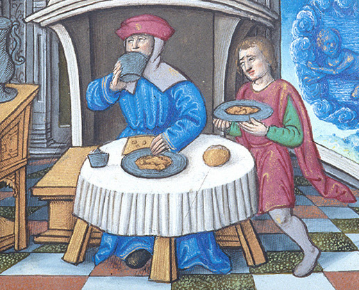 Medieval Occupations and Jobs: Servant. The Life of a Castle Servant.