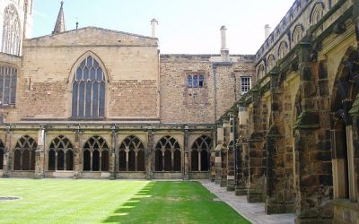 Durham Cathedral Cloister East Range