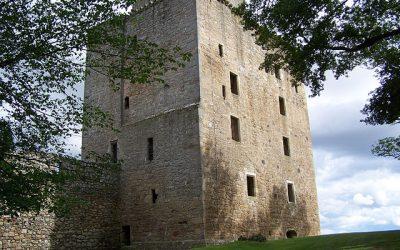 Medieval Elgin: Spynie Palace