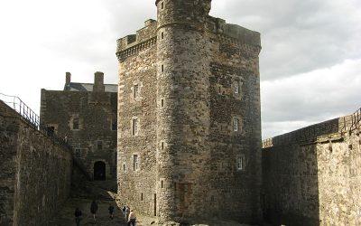 Blackness Castle - Scotland