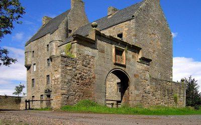 Midhope Castle - Scotland