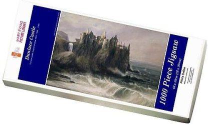 1000 Piece Puzzle of Dunluce Castle