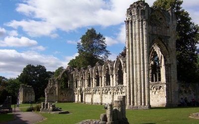 Medieval York Attractions: St. Mary's Abbey
