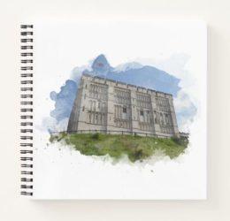 Norwich Castle Gifts: Notebook