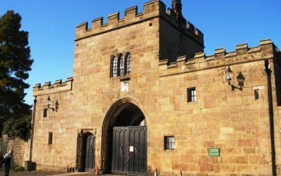Ripley Castle Gateway