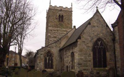 St Mary's parish church, Bishophill Junior, York
