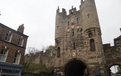 Medieval York Attractions: Monk Bar