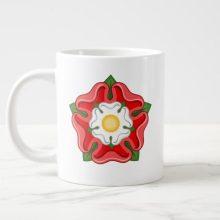 Shop: Mugs. Tudor Rose