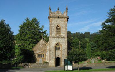 Minterne Magna, St. Andrews Church